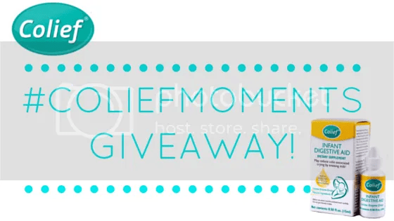 COLIEFMOMENTS Giveaway
