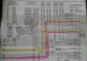 2015 Trail (with NAV) Wiring Diagram  Toyota 4Runner