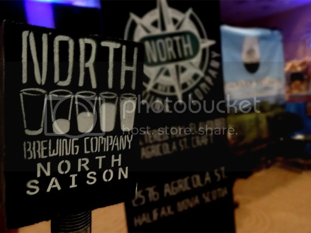 North Brewing Company Saison de l'Acadie