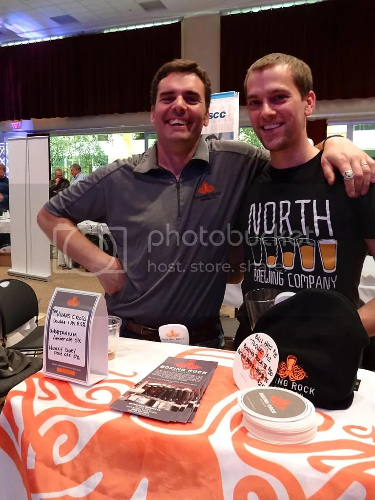 Boxing Rock and North Brewing at Celtic Oktoberfest