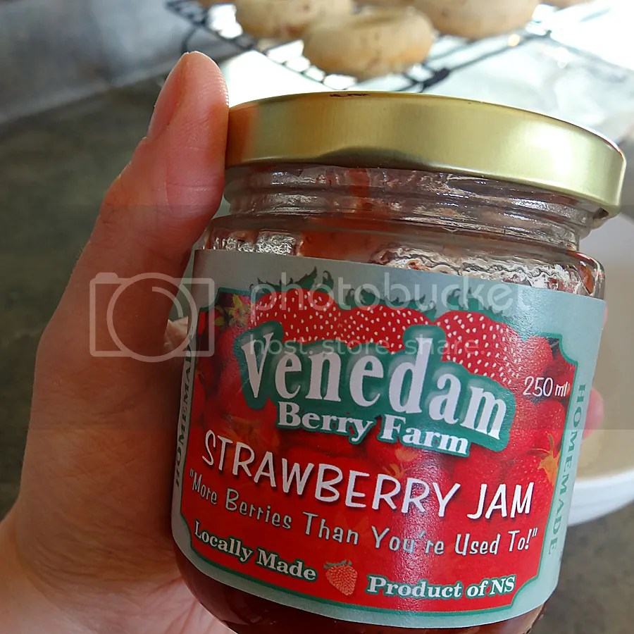 Venedam Farm Strawberry Jam