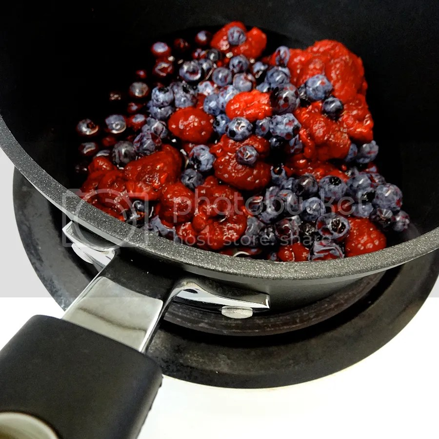 Berries to boil