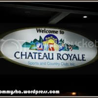 Batangas Trip: Chateau Royale Sports and Country Club