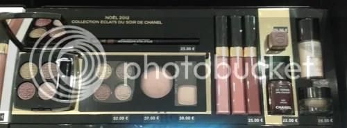 Éclats du Soir Chanel Natale 2012  (3/4)