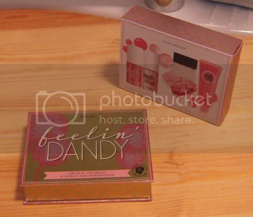 Benefit Cosmetics Feelin' Dandy Lip & Cheek Kit (1/3)