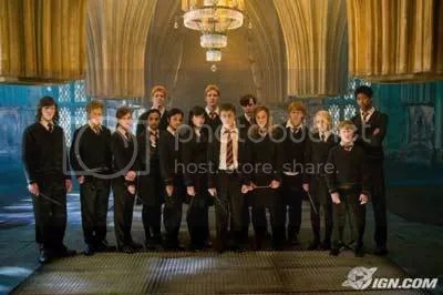 dumbledore army