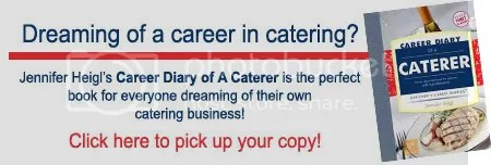 Jennifer Heigls Career Diary of a Caterer