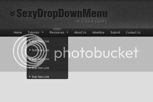 Sexy Drop-down