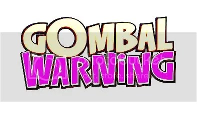 Gombal Warning