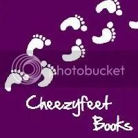 http://www.cheezyfeetbooks.blogspot.com