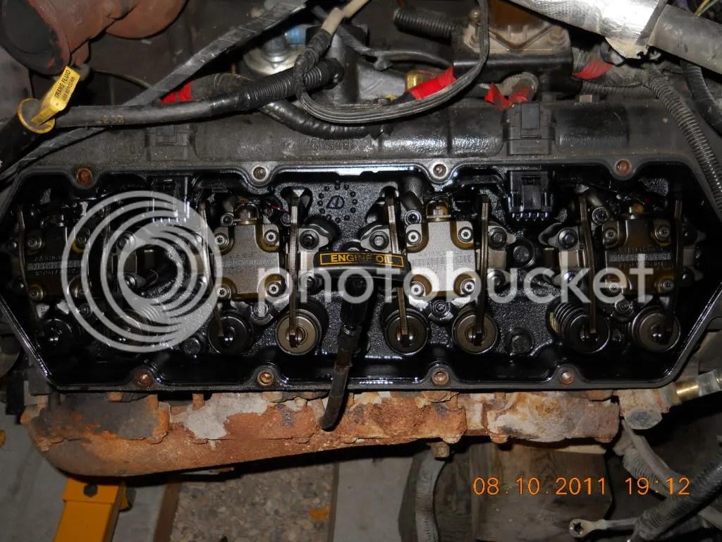 73 Powerstroke Power Steering Pump