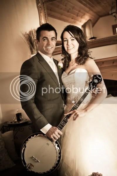 A Bride, A Groom and a Banjo