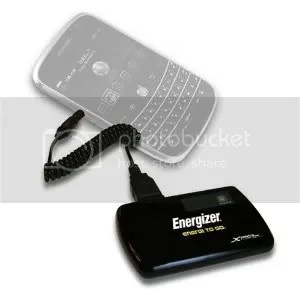 Energizer Portable Charger XP2000