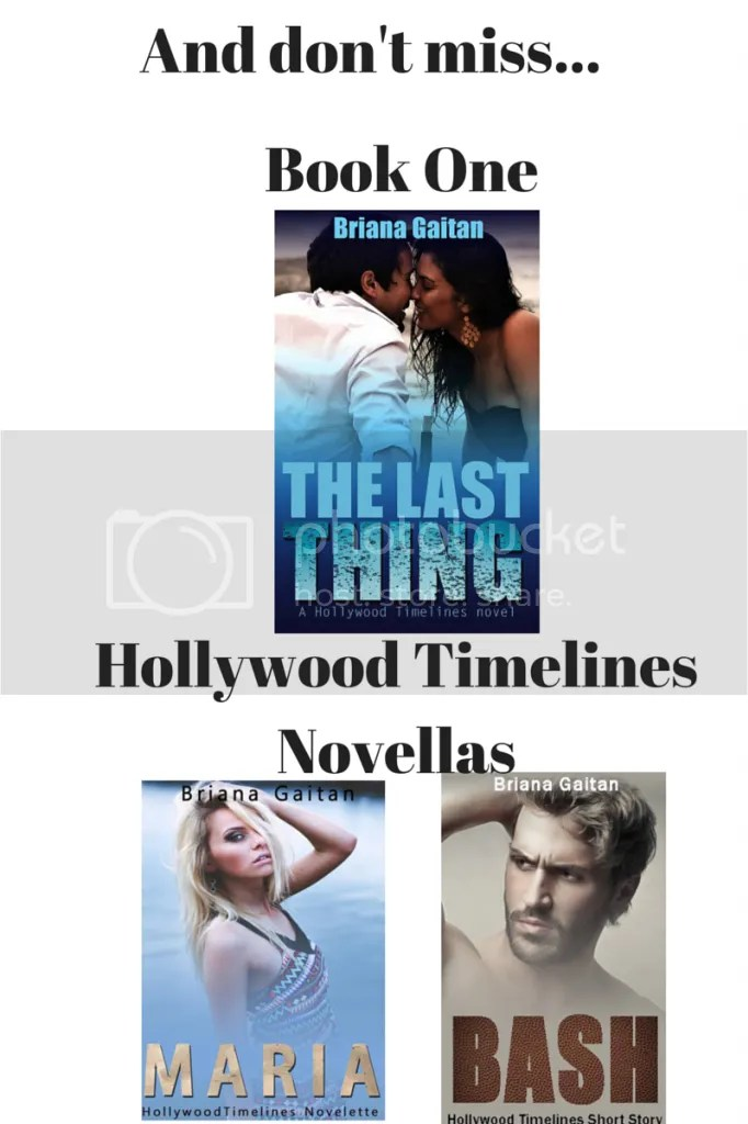 hollywood timelines book one hollywood timelines novellas briana gaitan