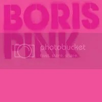 BORIS - PInk CD