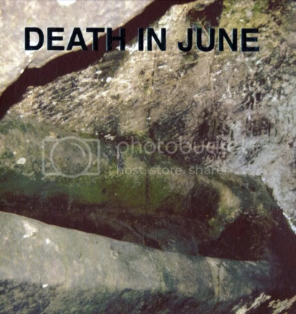 DEATH IN JUNE - Operation Hummingbird CD