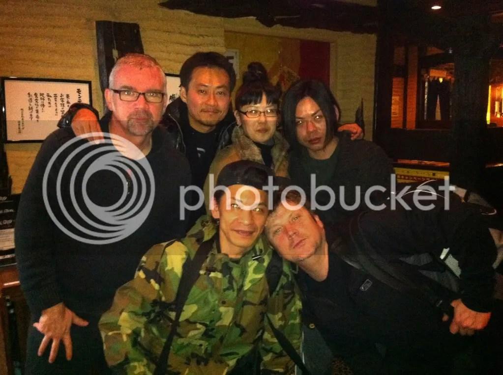 Sutcliffe Jugend + Pain Jerk + Kotomi/Takeshi (Molehill)