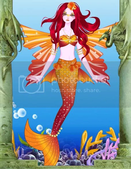 celebrity mermaid dress up .net