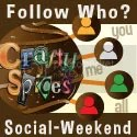 Follow Who? Social Weekend Hop