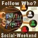 Follow Who? Social Weekend Hop