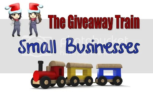The Giveaway Train