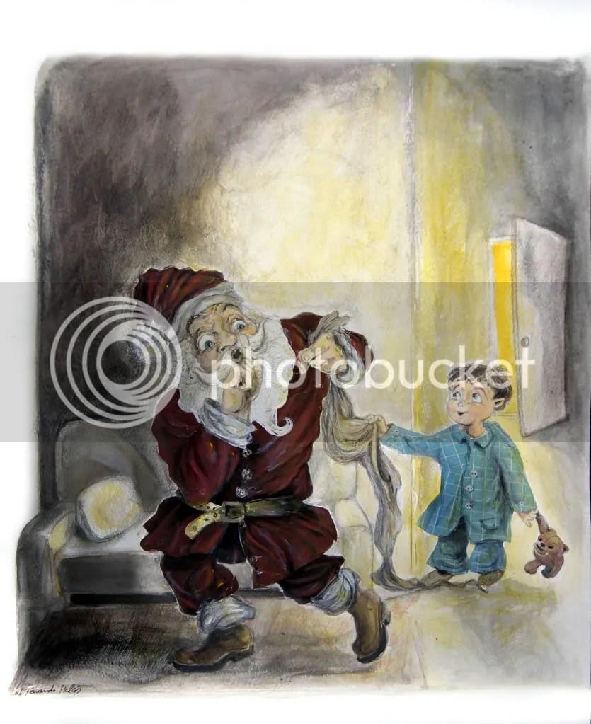 Ilustración de Fernando Halcón