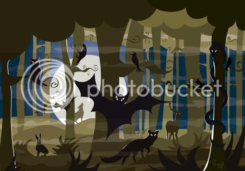 Ilustración de Rosa García