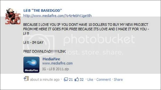 Album Of The Day: Lil B – I'm Gay (2011) (Free Download Or