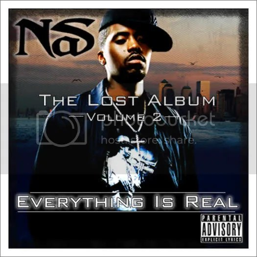The Bootleg Spot: Real HipHopHead Presents…Nas – The Lost