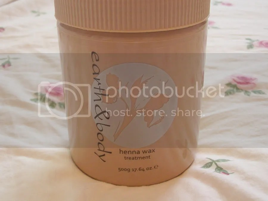 Henna Wax Hair Treatment Review Melodyjosie