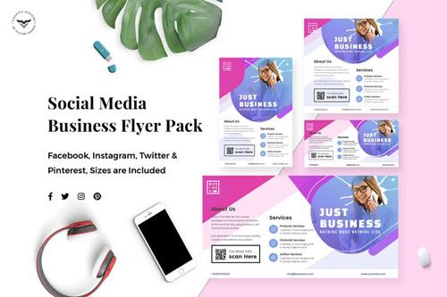 Business Social Media Template - 6WWYG5
