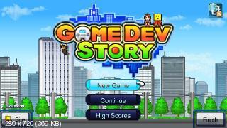 Game Dev Story Switch NSP - Switch-xci com