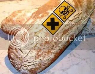 pesticidi nel pane a genova