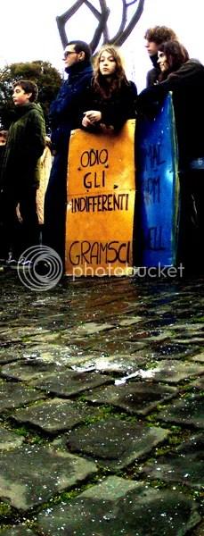 Manifestazione scuola - Roma 2 febbraio 2013