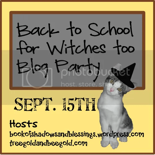 Back to School for Witches too