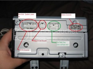 Need help figuring out pins for aftermarket GPS install