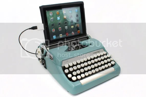 USB Typewriter