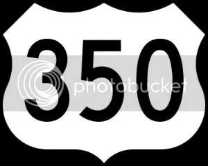 350 MILES!!!