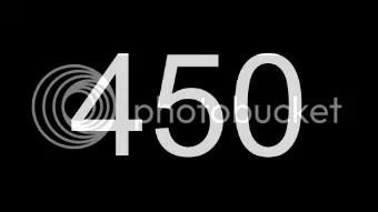 450 MILES!