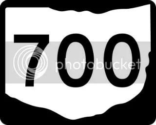 700 MILES!