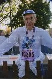 My Grandpa at the Twin Cities 10 Mile Run - part of the Twin Cities Marathon