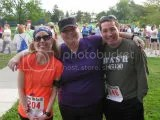 Me, Kayla and Will before the Throo The Zoo 5K - Louisville, Kentucky