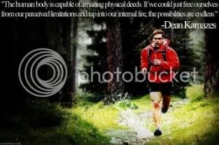 Dean Karnazes Quote