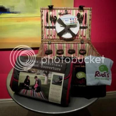 Rudi's Gluten-Free Picnic Basket Giveaway