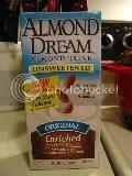 Almond Dream Unsweetened Original Almond Milk