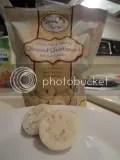 Simply Shari's Gluten-Free & Fabulous Almond Shortbread Bite Size Cookies