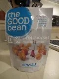 The Good Bean Sea Salt Roasted Chickpea Snacks