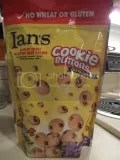 Ian's Gluten-Free Chocolate Chip Cookie Buttons