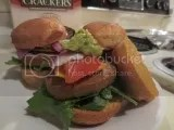 Gluten-Free and Vegan Sliders made with SoL Cuisine Original Sliders
