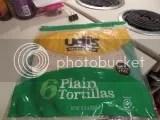 Udi's Gluten-Free Plain Tortillas (Large)